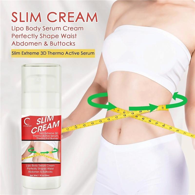 GPGP GreenPeople crème minceur pour jambe taille du corps efficace Anti Cellulite graisse brûlant pur naturel perte de poids crème mince