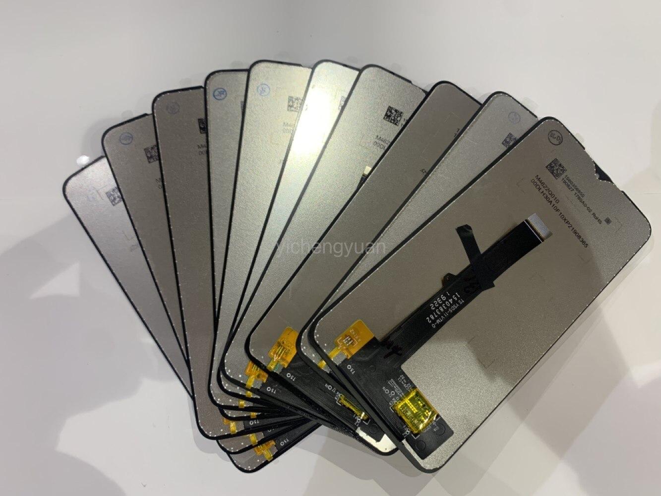 الجملة 10 قطعة/الوحدة ل موتو G8 اللعب شاشة LCD عرض مع اللمس محول الأرقام الجمعية XT2015 XT2015-2 Lcd التوصيل المجاني