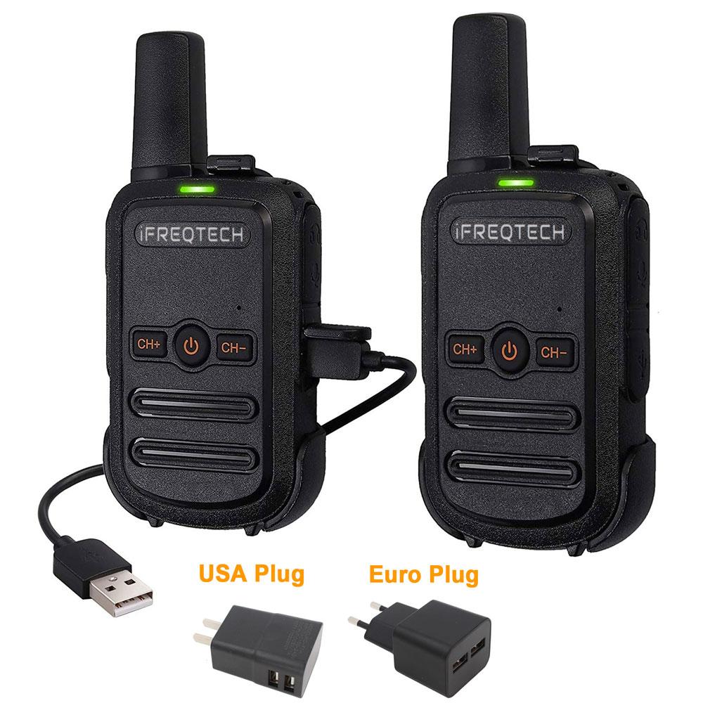 AP-102 PMR446 Walkie Talkie de largo alcance apto para MOTOROLA hablar de TLKR T42 T40 BAOFENG BF-888S KD-C1 RT22 RT622 Ksun Radio