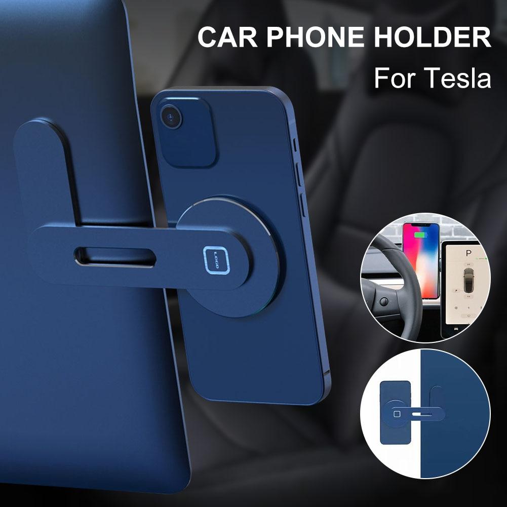 Автомобильный держатель для телефона Магнитный боковой кронштейн для монитора регулируемый кронштейн для расширения монитора только для ...