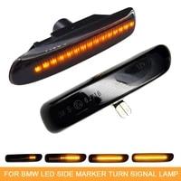led side marker lights indicator turn signal sequential blinker lamp for bmw 3 series e46 wagon estate pre facelift 19992001