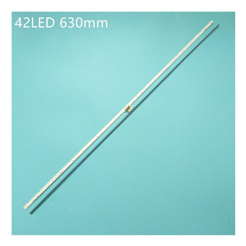 جديد 20 قطعة/الوحدة LED الخلفية قطاع لسامسونج UE58NU7100 UN58NU7100 UA58NU700 LM41-00632A BN96-46866A JL.E580M2330-408BS