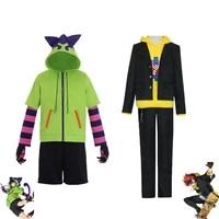 sk8 the infinity cosplay miya hasegawa cherry blossom costume cosplay character uniform carnival party dress up