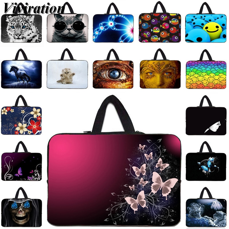Funda Laptop Bag 17 15 13 12 14 17.3 11.6 Inch Sleeve Chromebook Case Universal Carry Tablet 10 Cove