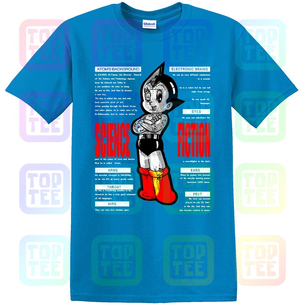 EVintage Astro garçon puissant atome 3D hologramme Tezuka Productions japon t-shirt S-3XL