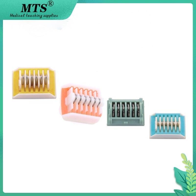 60pcs/lot MTC Laparoscopic Titanium Ligation Clips Medical Titanium Ligating Clip