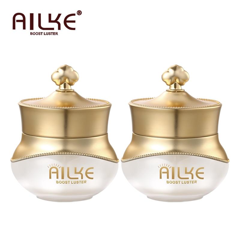 AILKE night women face cream collagen moisturizing whitening brightening anti aging wrinkles all skin sleeping facial care sets