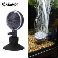 aquarium air stone adjustable oxygen bubble stone fish tank oxygen pump diffuser oxygen increase ball air diffuser aerator