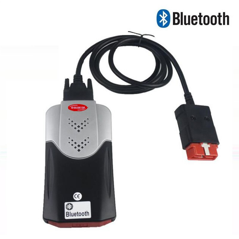 2019 VD ds150e CDP PRO Plus 2016 R0/15,3 keygen gratuito Bluetooth vd ds150e cdp para Delphis camiones de coches OBD2 herramienta de diagnóstico