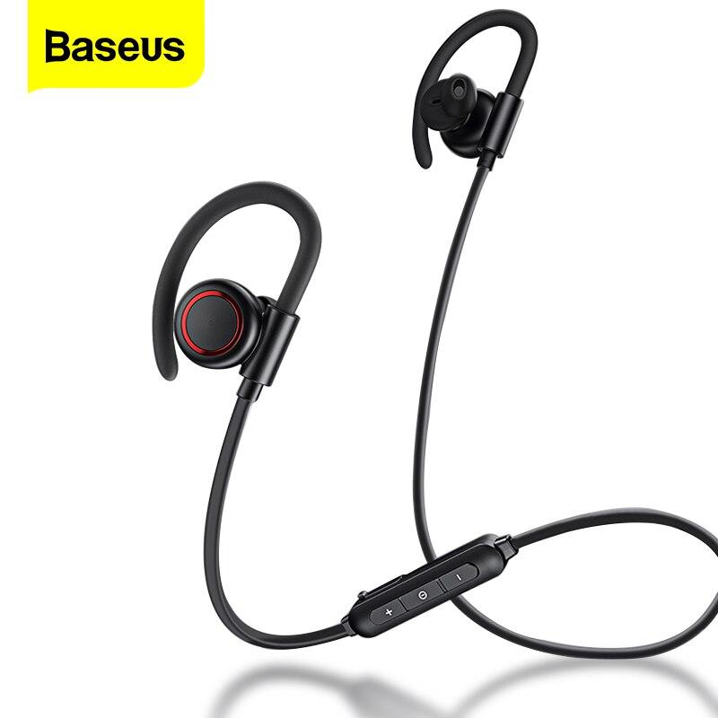 Baseus S17 Спортивные Беспроводные наушники Bluetooth 5,0 наушники для Xiaomi iPhone наушники для телефона гарнитура наушники