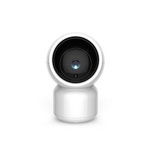 Tuya 1080P IP Camera Wireless WiFi Camera Security Camera Outdoor Surveillance Camera Work for Alexa Google Home-EU Plug