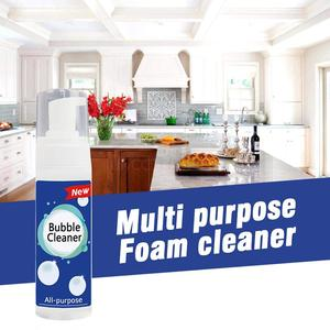 30ml 100ml 150ml 200ml Powerful Grease Cleaning Rust Remover Kitchen Multi-Purpose Foam Cleaner