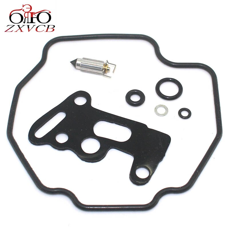 FOR YAMAHA VIRAGO XV535 XV 535 DX 2YL VJ011 XV535DX Motorcycle carburetor repair kit floating needle gasket parts