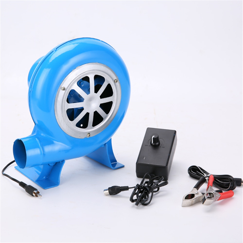 AliExpress - DC 12V Household Blower 15W 30W 40W 60W 80W Iron Barbecue Electric AC 220V to DC12V Adjustable Speed for BBQ Air Supply Cooling