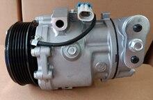 SD6V12 compresseur AC/C   Pour Fiat Fiorino Opel ASTRA Peugeot ALFA 51803075 71792267 13106850 765967 1461 1461F 4706817 6854055