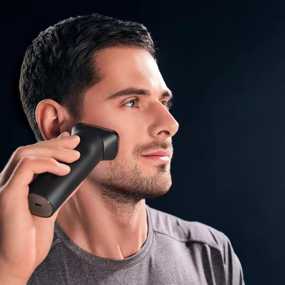 Xiaomi Mijia Electric Shaver Men's Razor Beard Trimmer Shaver Reciprocating Five Cutter Head IPX7 Waterproof USB Rechargeable