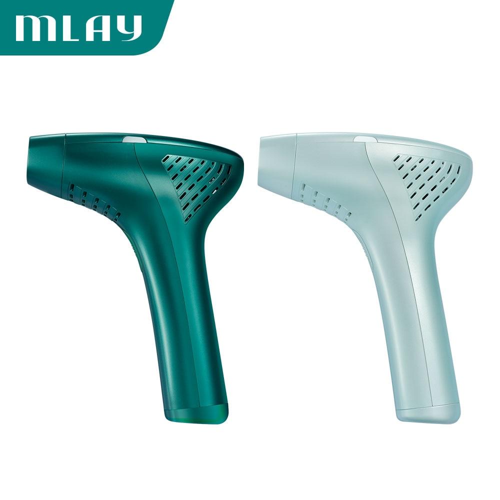 Mlay M3 2021 NEW IPL Laser Hair Removal Machine Epilator Permanent Bikini Trimmer Face Body Depilador a  Laser  Quickly Deliver enlarge