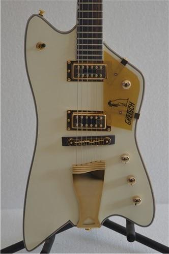 Guitarra Billy bo bass; Guitarra blanca marfil; Envío gratis