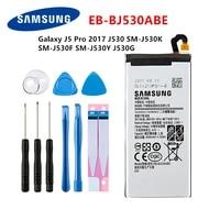 samsung orginal eb bj530abe 3000mah battery for samsung galaxy j5 pro 2017 j530 sm j530k sm j530f sm j530yg mobile phone tools