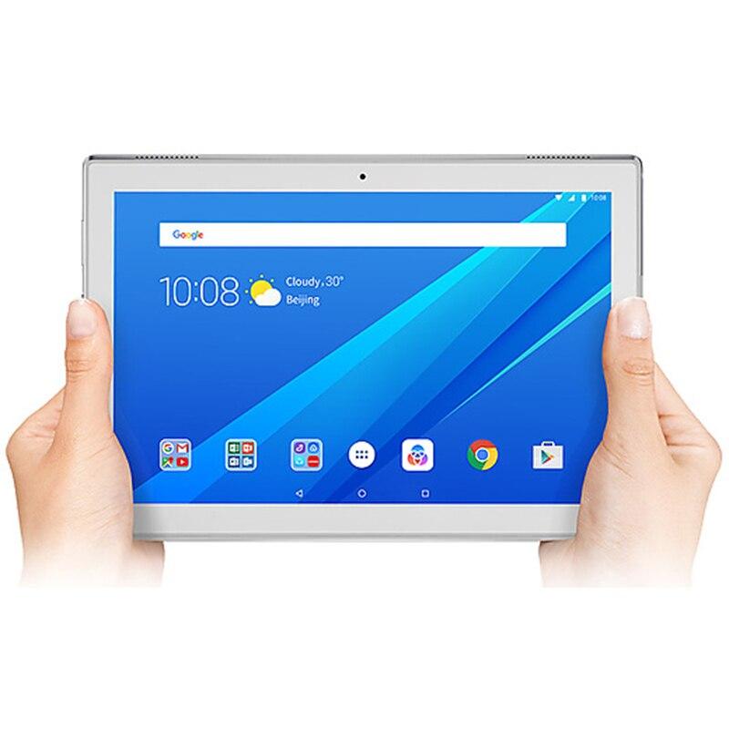 لينوفو Tab4 10.0 بوصة تبويب 4 X304F / X304N أندرويد 7.1 واي فاي/LTE 2G RAM 16G ROM 1280x800 IPS لينوفو tab4 10 اللوحي