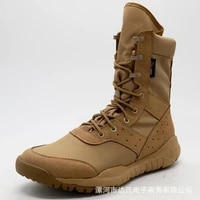 summer super light desert breathable boots special forces tactical training combat special mens land sneakers hiking boots