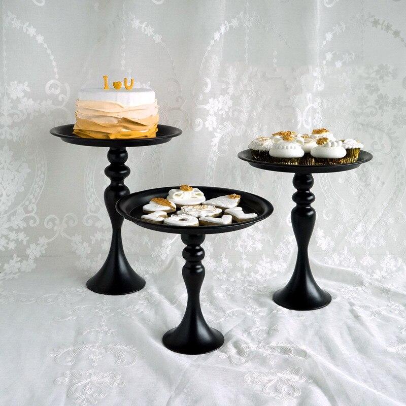 8 بوصة طويل القامة ويست بوينت الحديد كعكة حامل الأوروبي نمط كعكة الحلوى وجبة خفيفة الحلوى الزفاف لوحة الدعائم وجبة خفيفة حامل صينية