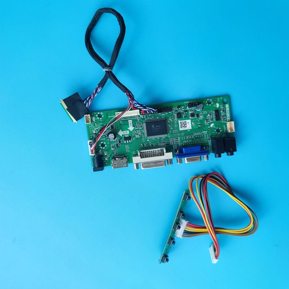 العمل ل HV101WX1-1E0 HV101WX1-1E1 1280*800 40PIN مجلس تحكم لتقوم بها بنفسك 10.1
