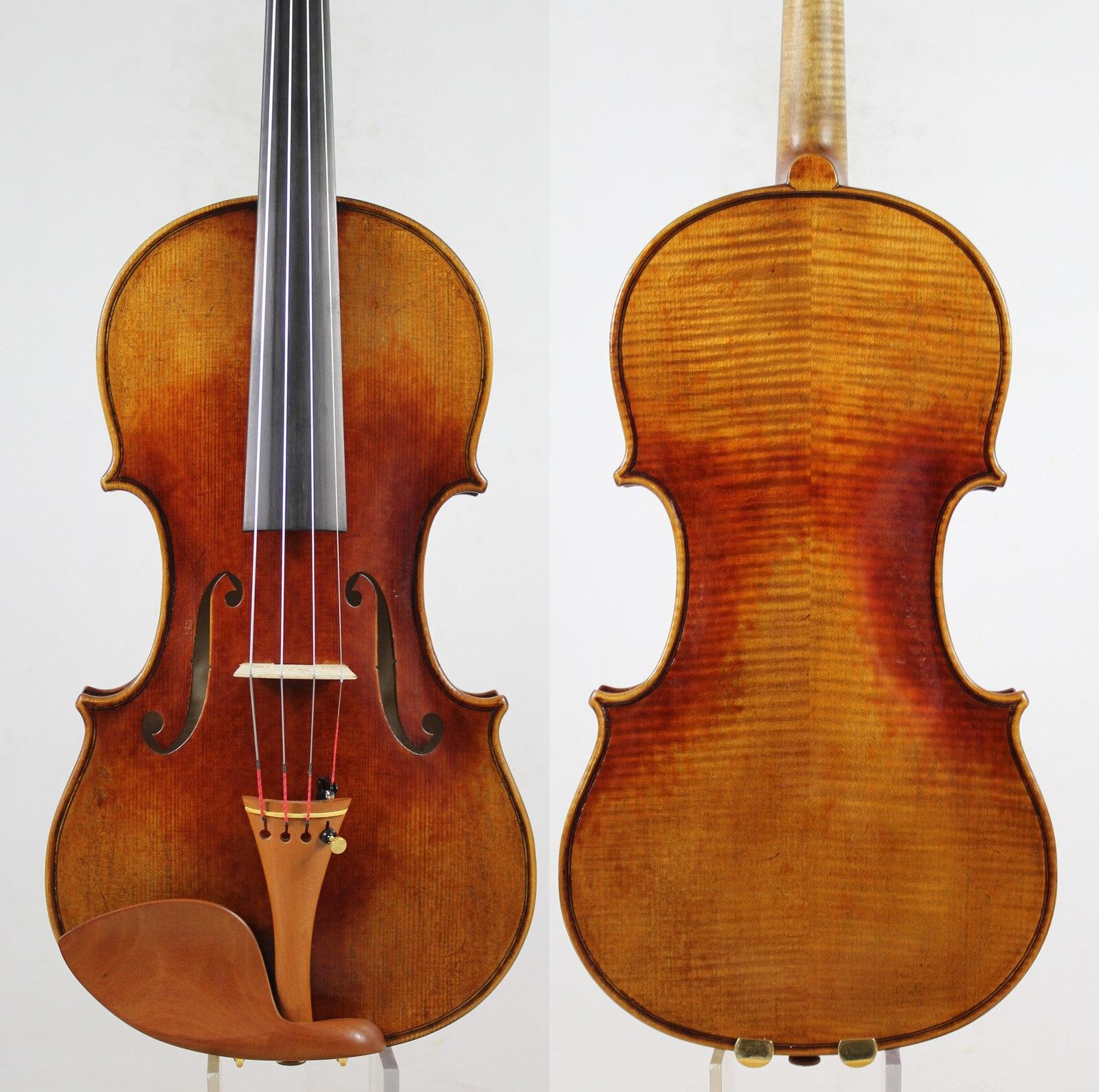 "Guarnieri Ole Bull' 1744 Violin violino Copy .""All European Wood"" ,oil varnish!Best performance!Free Shippin, Case,Bow!"