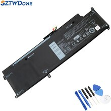 SZTWDONE P63NY New Laptop Battery for DELL Latitude 13 7370 N3KPR XCNR3 WY7CG 7.6V 43WH 5381MAH