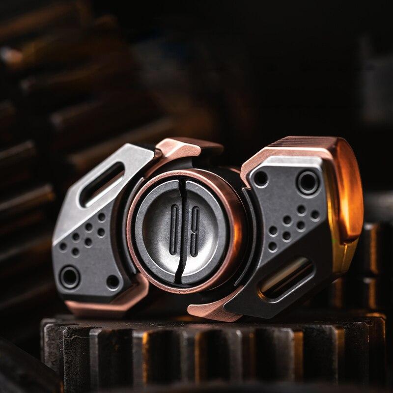 LAUTIE  BIT09SE Fingertip Gyro Mecha Style EDC High Speed Silent Lasting Fingertip Toy enlarge