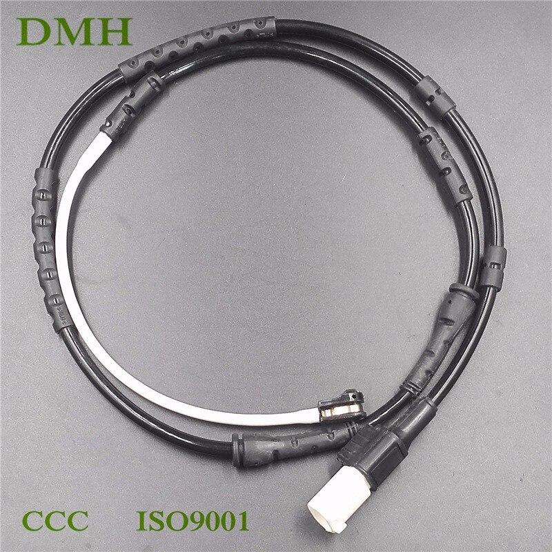 O para BMW Z4 E89 2009-2013 + sistemas de frenos automotrices sensor con alarma de desgaste de freno 34 35 6 792 de 563 de 34356792563