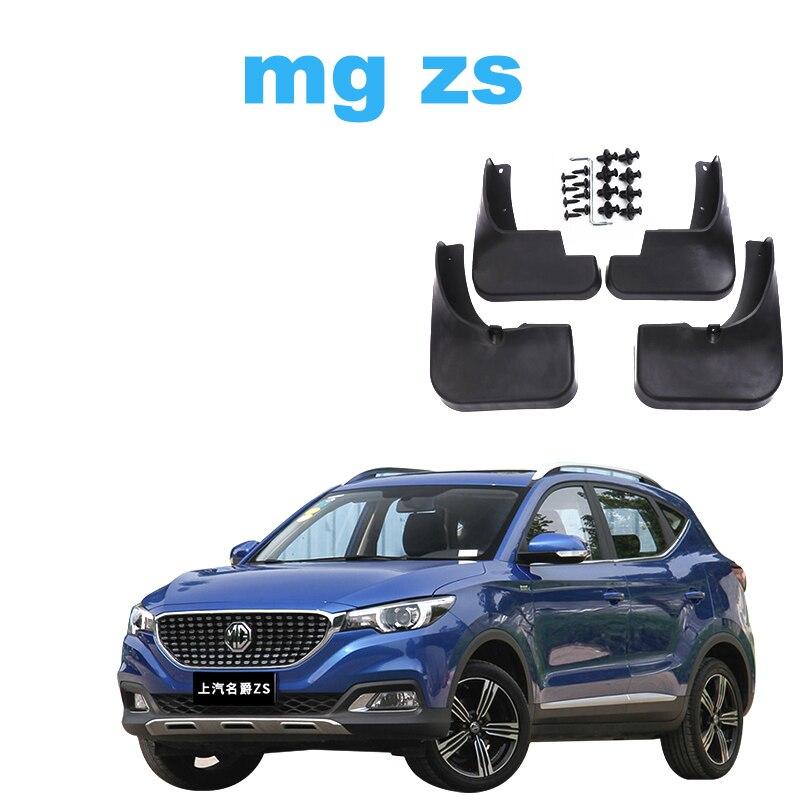 Lsrtw2017 Abs سيارة عجلة واقيات الطين واقي من الطين درابزين حامي ل Mg Zs 2017 2018 2019 2020 2021 Ev اكسسوارات السيارات التصميم