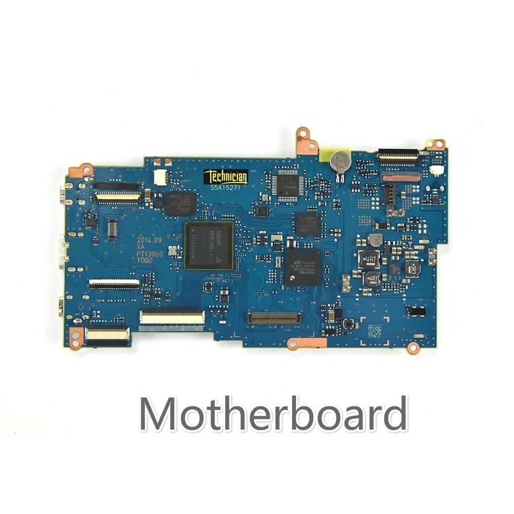 D7200 Tablero Principal placa base Placa de alimentación CC tablero pequeño Flash y espejo caja Driver Board Reparación de cámara piezas para Nikon