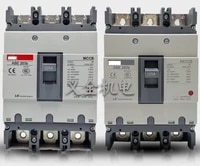 molded case circuit breaker abe203b 3p 125a 150a 175a 225a free shipping for industrial appliances