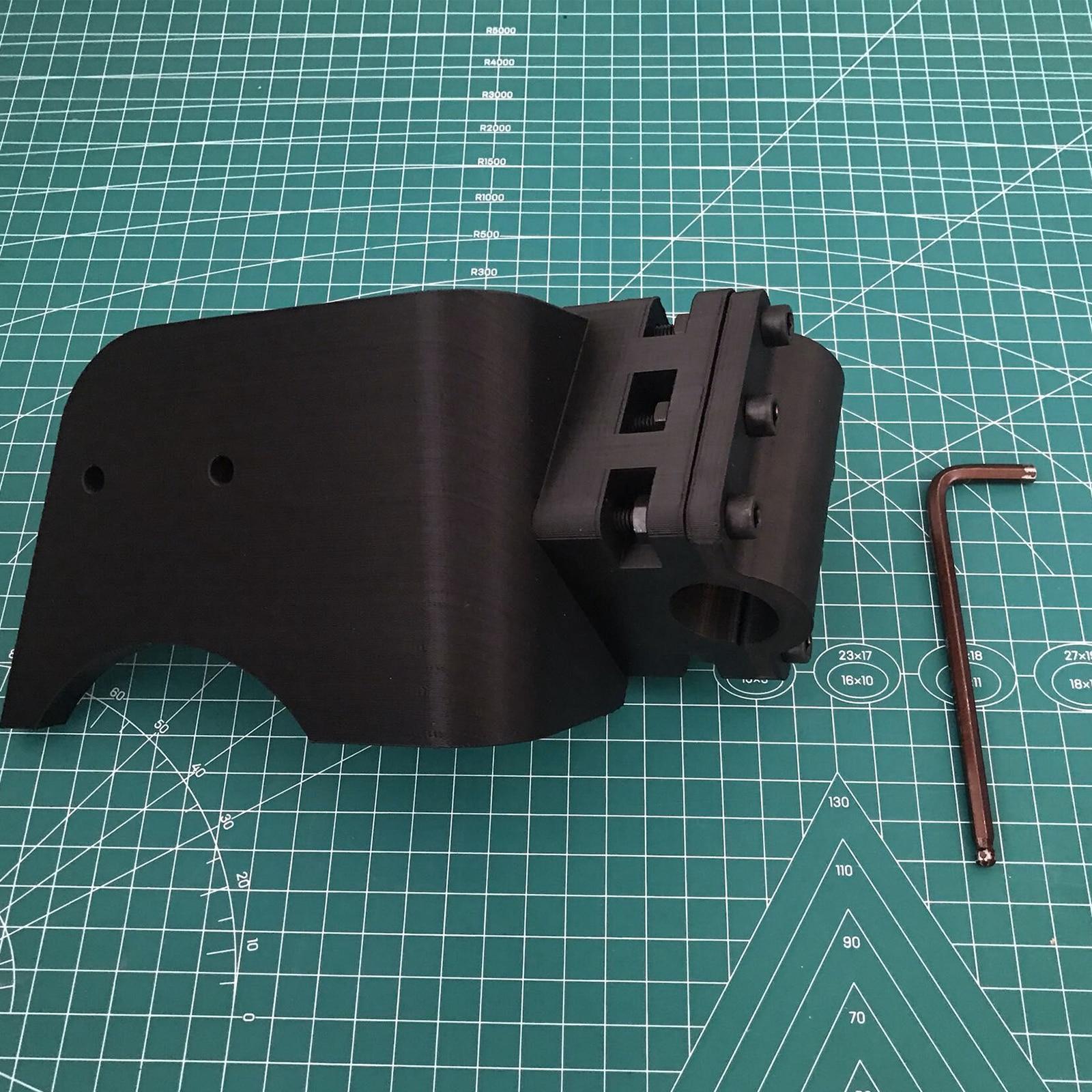 Soporte adaptador de perilla de cambio manual/Derecho de alta calidad para Thrustmaster TH8A Playseat, accesorios de modificación