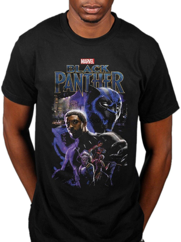 Camiseta oficial de montaje de Pantera Negra Wakanda Nakia