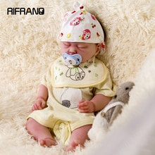 New 47CM Children Silicone Simulated Newborn Baby Toys Toddler Full Silicone Transplantation Girl Ne