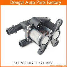 Heater Control Water Valve OE NO. 64118391417 1147412038
