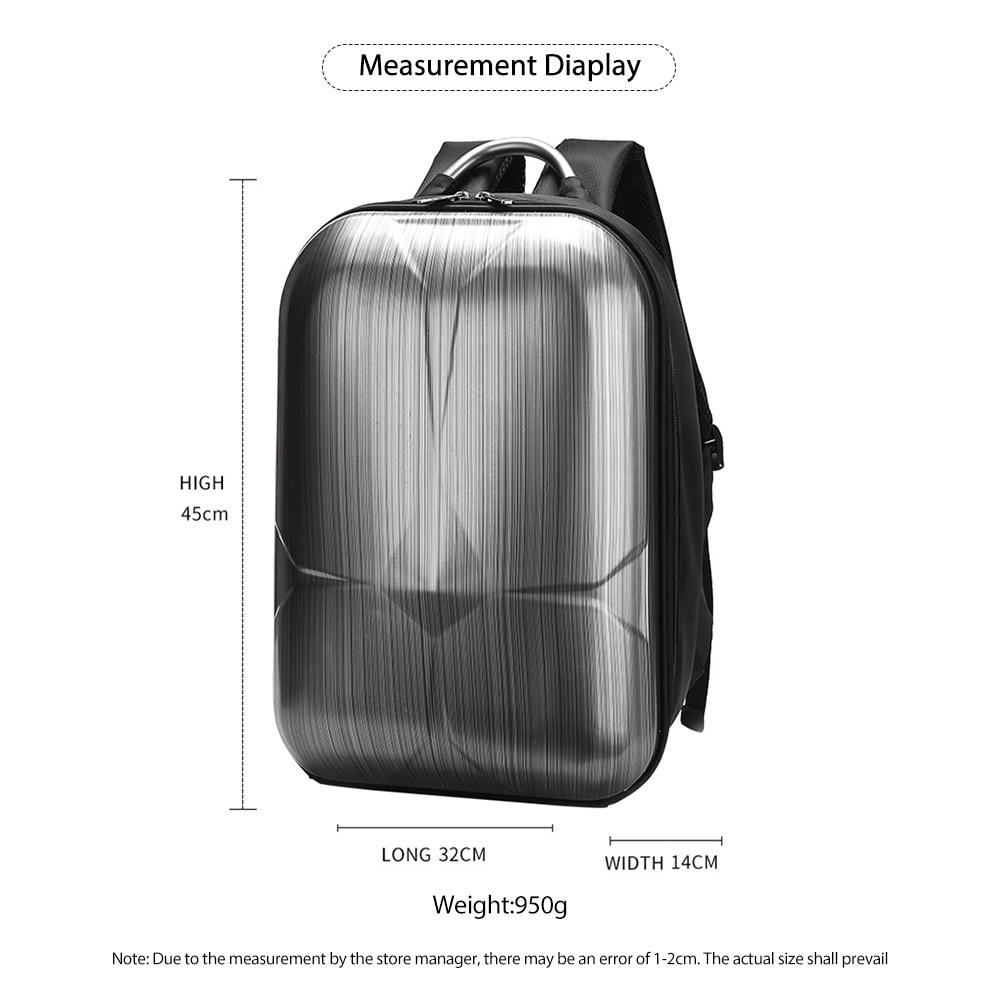 Drone Backpack Shoulder Bag Hard Case Storage Box For DJI FPV Combo Glasses V2 Remote Controller Charger Outdoor Travel Bag enlarge