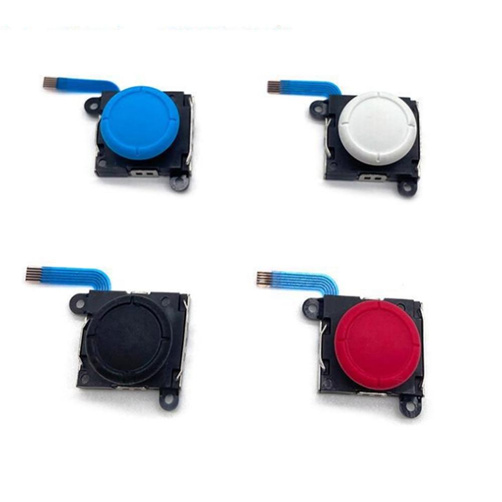 Original 3D Analog Joystick Left/Right Repair Kit Thumb Sticks Sensor For Nintend Switch Joycon Controller
