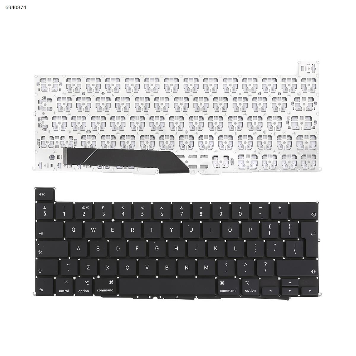 لوحة مفاتيح بديلة لجهاز Apple Macbook Pro A2141 13