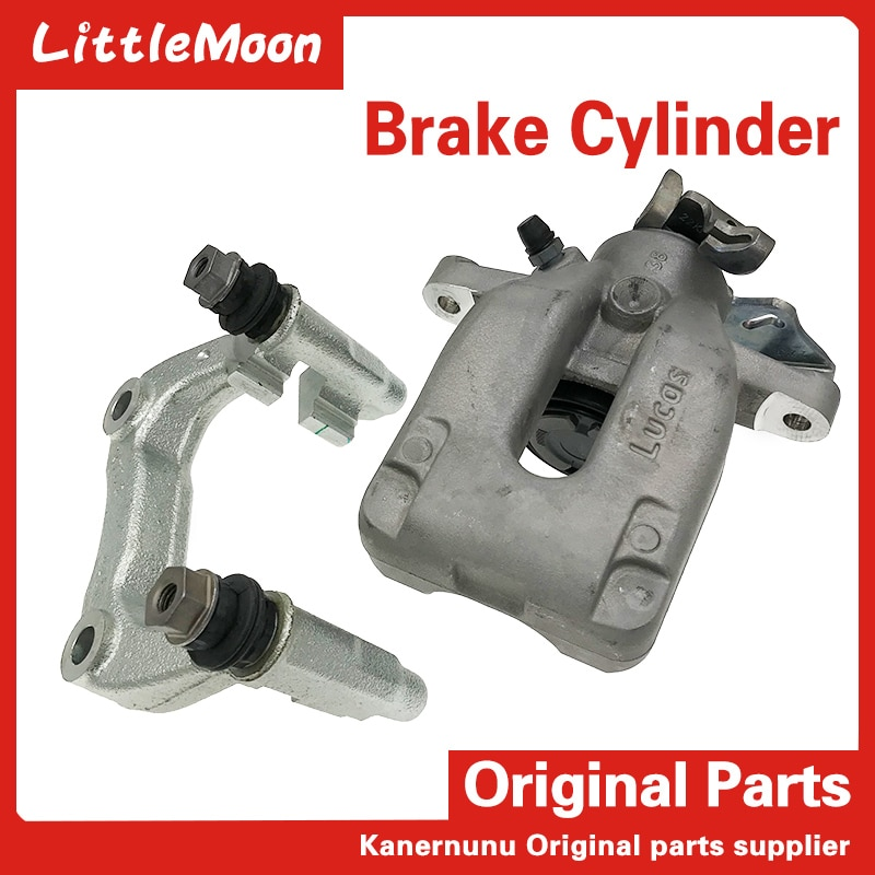 Original brand new brake calipers Brake cylinders for 4400N4 4400N5 440466 440467 TRW for Peugeot 307 Citroen C4 Triumph