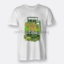 Wiz Khalifa Waken Baken Special Guest Yelawolf Tees White S-3XL Men T-shirts