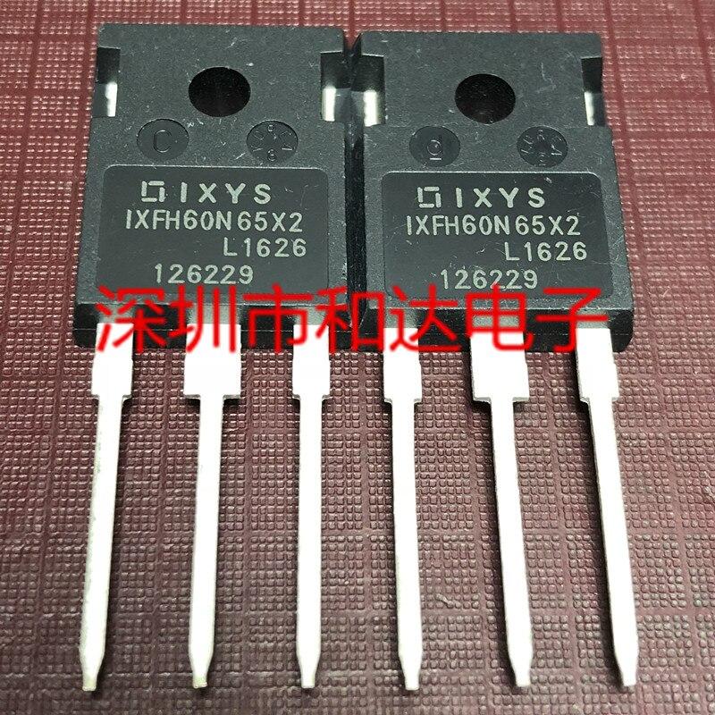 IXFH60N65X2 إلى 247 650V 60A