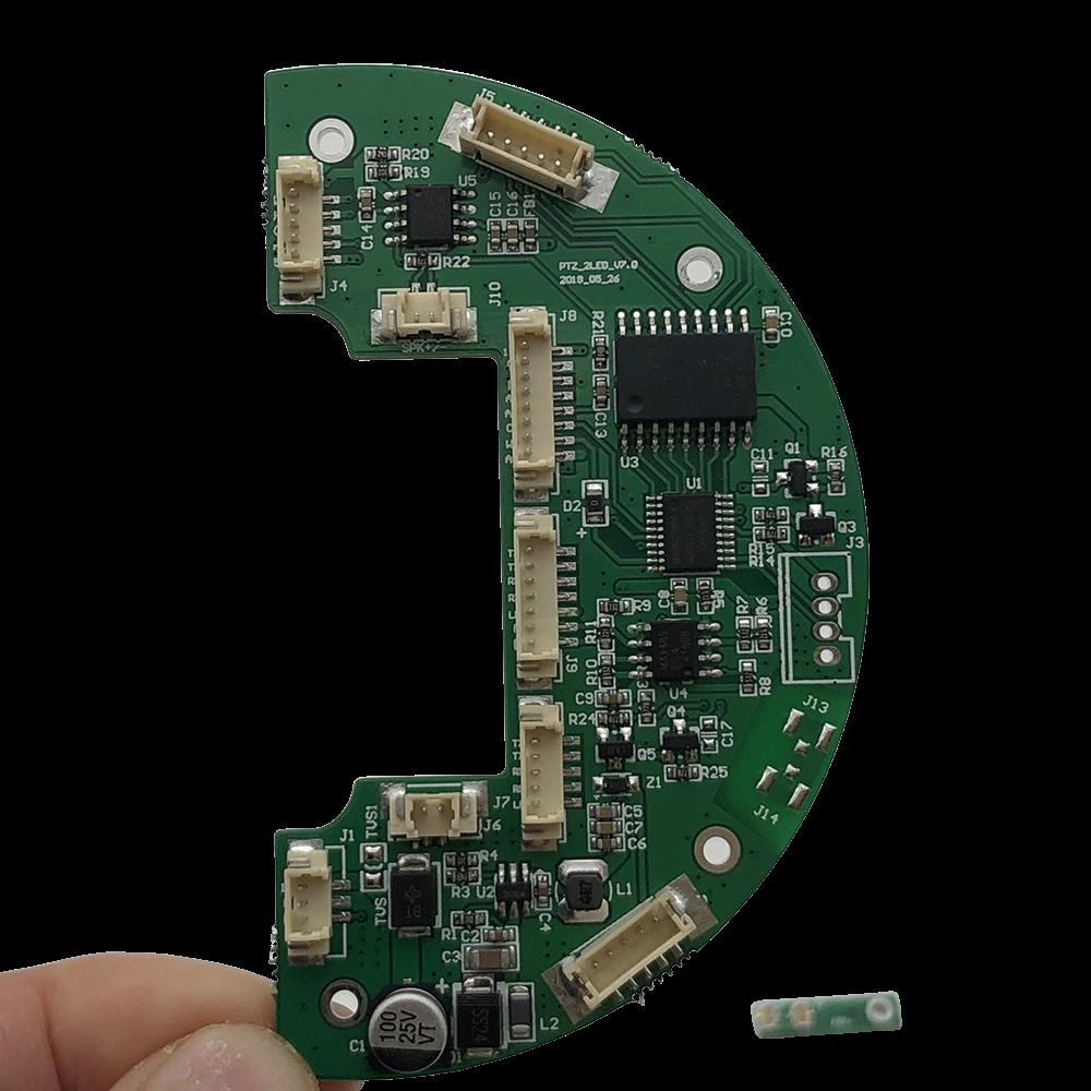 5MP 2MP Wireless WIFI Security CCTV Camera PCB Board Module PTZ Rotation Control Motherboard Video Surveillance Repair Parts