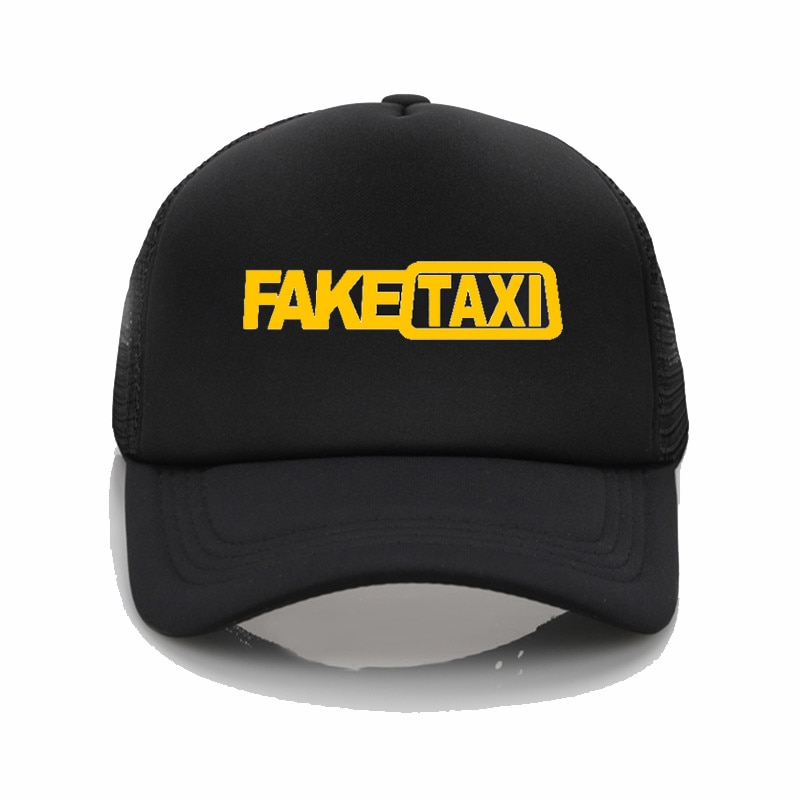 Gorras de béisbol de Taxi falso, sombrero de alta calidad, sombrero de Sol de verano para hombres y mujeres, gorras snapback, gorra de béisbol graffiti