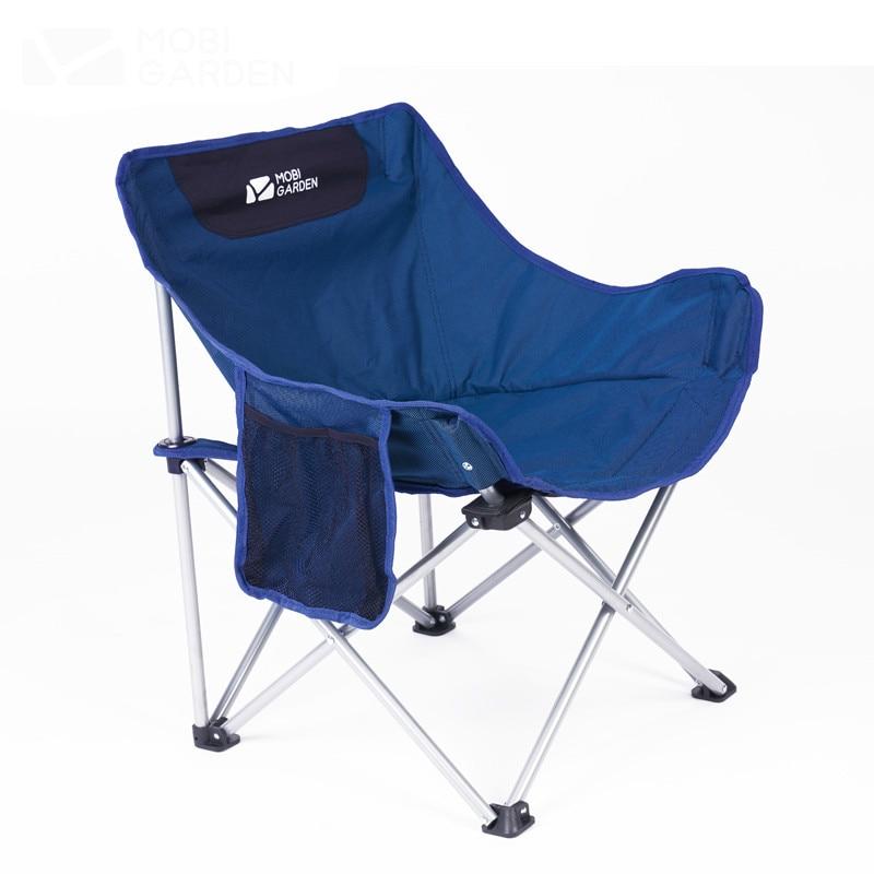 Silla Plegable para exteriores y mesa, asiento portátil para pescar en la...