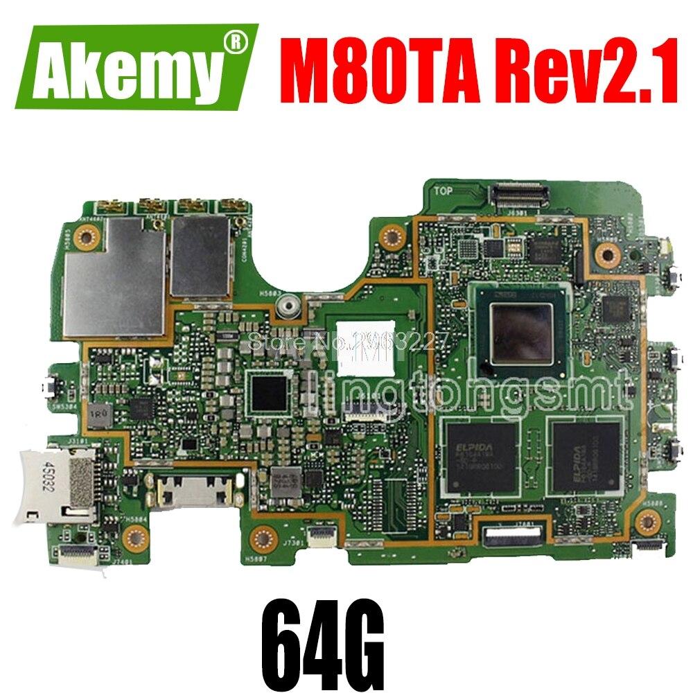 Placa base Original para For For For Asus M80TA Rev2.1, placa base,...