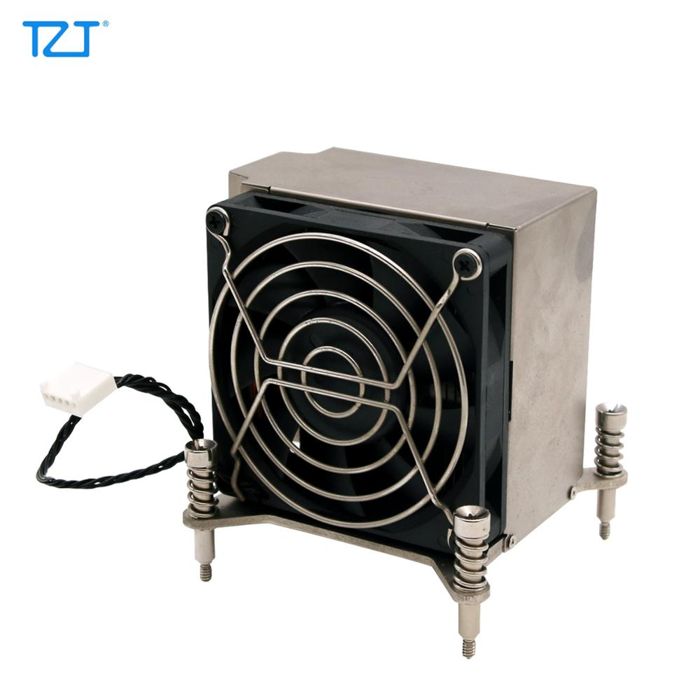 TZT ЦП радиатор кулер Замена для HP Z600 Z800 рабочая станция вентилятор радиатора 463990-001