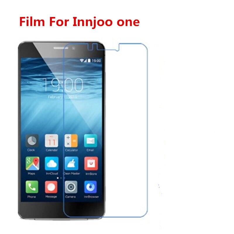 1/2/5/10 Pcs Ultra Thin Clear HD LCD Protector de pantalla película con paño de limpieza para Innjoo one/para Innjoo Fire Plus.